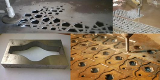 CNC Waterjet Cutting Facilities